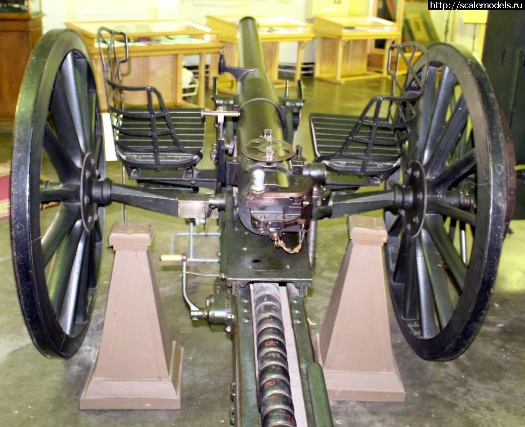 Walkaround 3-х дюймовая полевая скорострельная пушка обр. 1900 г., Музей артиллерии инженерных войск Закрыть окно
