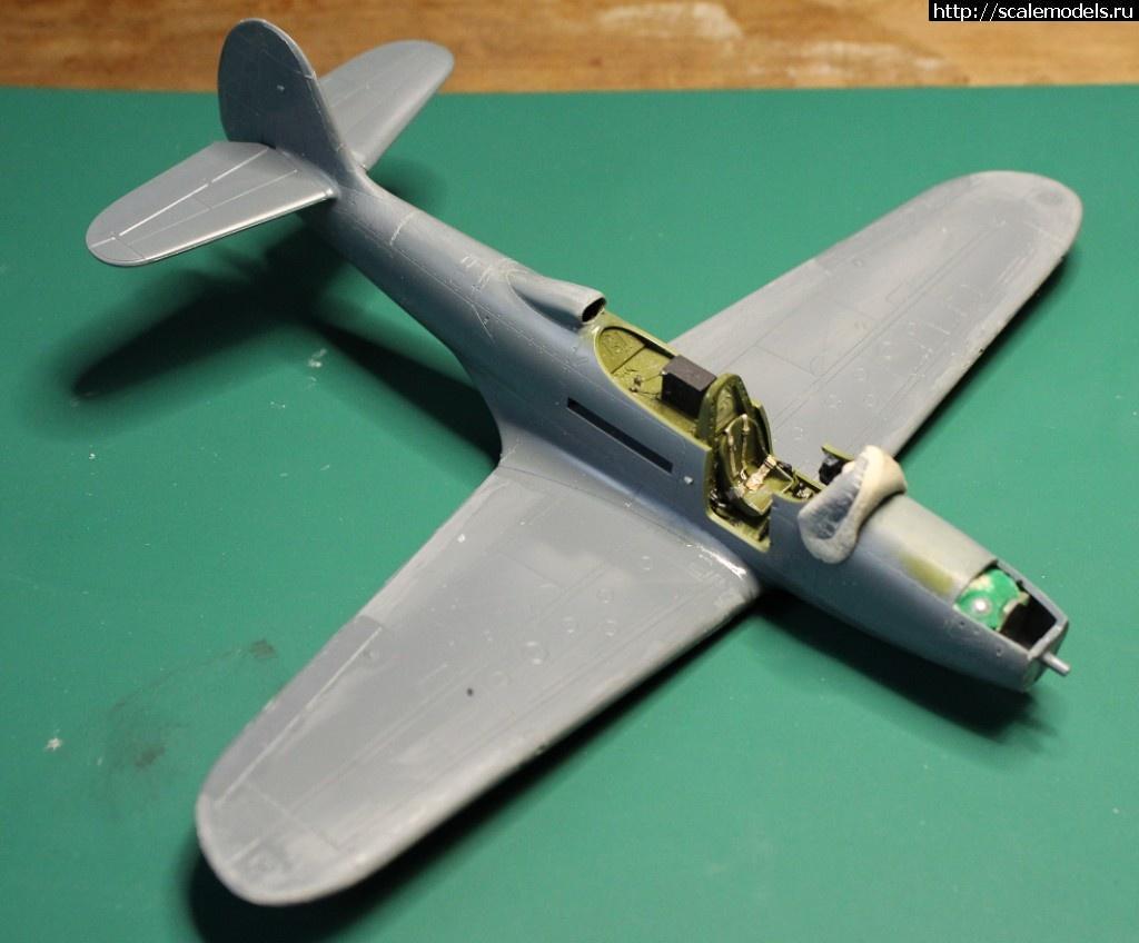 #1540382/ Eduard 1/48 P-39 Airacobrа ГОТОВО! Закрыть окно