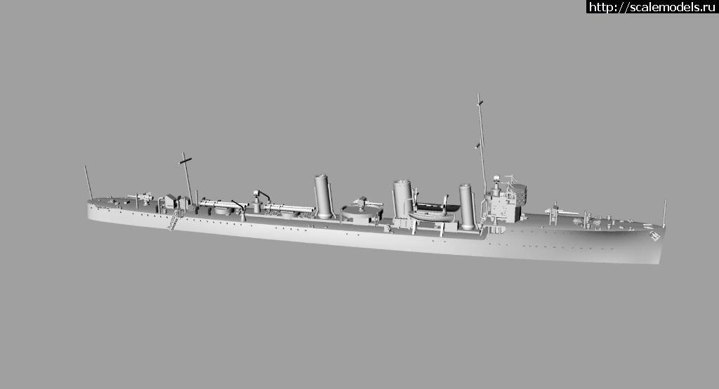 Анонс Комбриг 1/700 британские эсминцы HMS Moorsom, Melampus, Paragon Закрыть окно