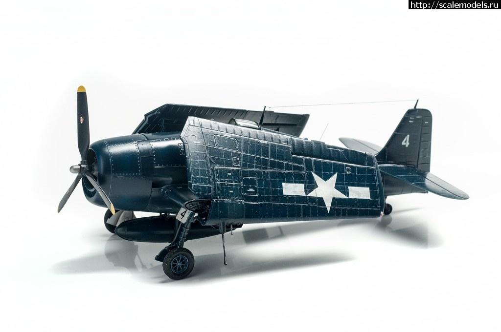 #1541423/ Cyber-hobby/Dragon 1/72 Grumman F6F-...(#12938) - обсуждение Закрыть окно