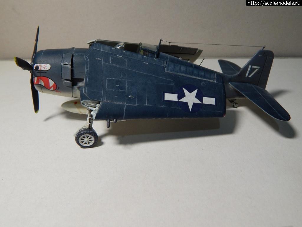 Cyber-hobby/Dragon 1/72 Grumman F6F-5N Hellcat/ Cyber-hobby/Dragon 1/72 Grumman F6F-...(#12938) - обсуждение Закрыть окно
