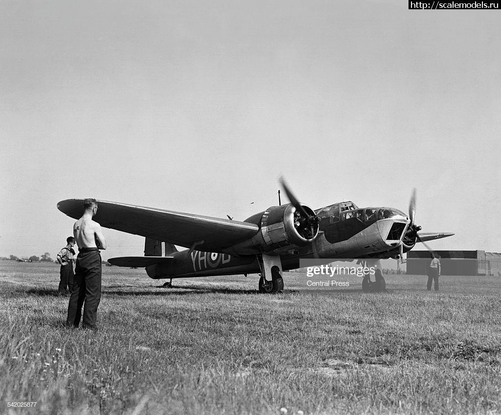 #1544035/ ARKmodel 1/72 Bristol Blenhaim Mk.1F(#12977) - обсуждение Закрыть окно