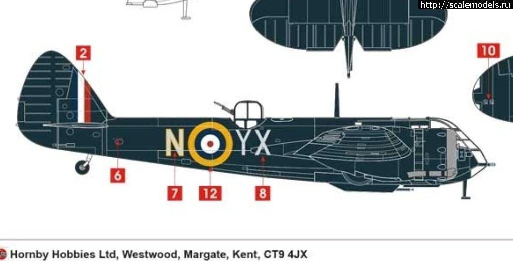 Re: ARKmodel 1/72 Bristol Blenhaim Mk.1F(#12977) - обсуждени/ ARKmodel 1/72 Bristol Blenhaim Mk.1F(#12977) - обсуждение Закрыть окно