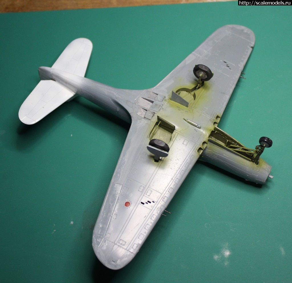 #1544652/ Eduard 1/48 P-39 Airacobrа ГОТОВО! Закрыть окно