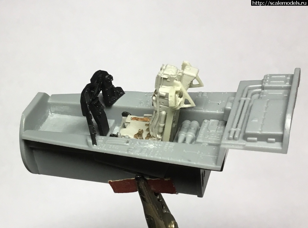 #1545272/ YF-23 Black Widow II от HobbyBoss 1/48 Закрыть окно