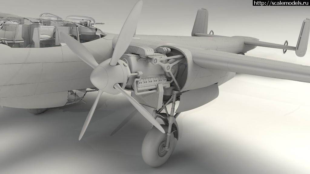 Анонс ICM 1/48 ночной истребитель Do 217N-1 Закрыть окно
