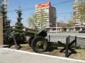 Walkaround 122-мм гаубица образца 1938 г. М-30, Дом Культуры Железнодорожников, Екатеринбург, Россия