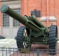 Walkaround 127-мм тяжёлая полевая пушка системы Armstrong Ordnance BL 60, Музей артиллерии
