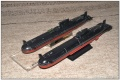 Микромир 1/350 ПЛАРБ ТК-20 Северсталь проекта 941 Акула