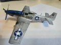 Tamiya 1/72 North American P-51D Mustang