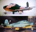 ARKmodel 1/72 Gloster Whittle E28-39 Pioneer
