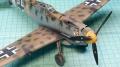 Eduard 1/32 Messerschmitt Bf-109 E-7 Trop  ProfiPack 3004