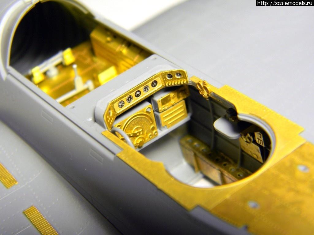 Анонс Микродизайн 1/48 фототравление интерьера Су-2 для Звезды Закрыть окно