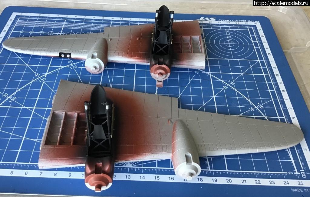 #1551286/ Stirling Mk.I (Italeri, 1/72) - ГОТОВО! Закрыть окно