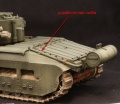 Tamiya 1/35 пехотный танк Матильда - на службе в РККА