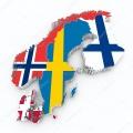 Турнир (международный) - Сухопутная и авиатехника стран северной Европы.
