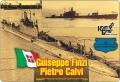 U-boat lab 1/350 Italian submarines Calvi, Finci and Tazzoli...