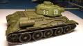 ARK Models 1/35 Танк Т-34/76 образца 1943 года