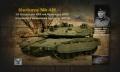 Meng 1/35 Israel Main Battle Tank Merkava Mk.4m W/Trophy