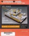 Voyager Model 1/35 PE 35953 Modern Russian T-80UD MBT