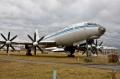 Walkaround Ту-114 СССР-76490, Музей Гражданской Авиации, Баратаевка, Ульяновск, Россия