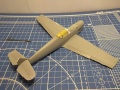 AMG 1/48 bf 109b Legion Condor - Уже не немец, ещё не испанец