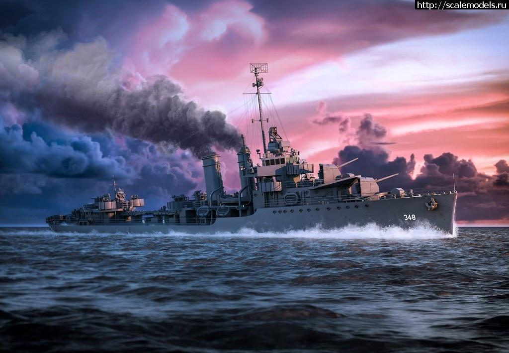 Анонс Black Cat Models 1/350 эсминец USS Farragut (DD-348) Закрыть окно