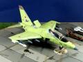 Звезда 1/48 Як-130 Синий 04. ГЛИЦ Ахтубинск.