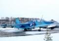 Walkaround Су-25УТГ, Музей Авиации Северного Флота, поселок Сафоново, Мурманская область, Россия