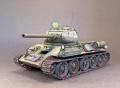 Звезда 1/35 Т-34-85 куму в Победный май.