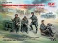 Германский экипаж командной машины (1939-1942 г.)