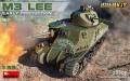 Анонс MiniArt 1/35 средний танк M3 Lee Early Production Interior kit