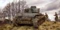 1/35 Трофейный Pz-IV Ausf.F1
