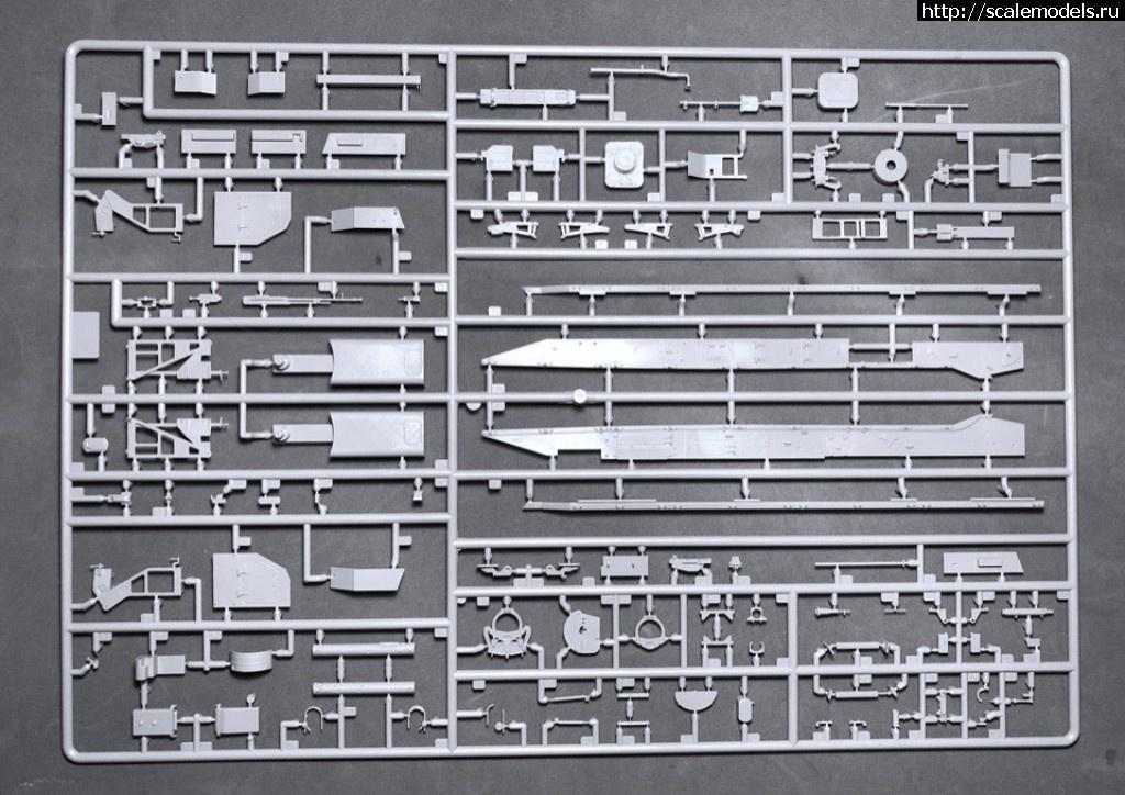 Анонс Звезда 1/35 САУ 2С35 Коалиция-СВ - тестовая сборка Закрыть окно