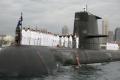 Showcase Models 1/350 HMAS Sheean (SSG 77)