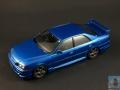 Aoshima 1/24 Toyota JZX 100 Chaser TRD