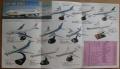 Обзор Doyusha 1/100 DC-3 Swiss Classic Airline