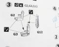 Обзор AMP 1/144 B-2 Spirit