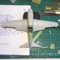 Trumpeter 1/48 МиГ-3 или после долгого перерыва.
