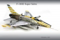 Trumpeter 1/32 F-100D Super Sabre