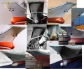 Trumpeter 1/350 тяжелый авианесущий крейсер Адмирал Кузнецов