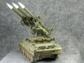 Trumpeter 1/35 Пусковая установка ЗРК КУБ