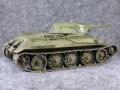 Моделист 1/35 Т-34 обр. 1942 завода №112 Красное сормово