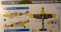 Обзор 1/144 Sweet Bf-109F4 и 1/144 Звезда Bf-109F4