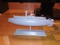 МикроМир 1/144 Подводная лодка Дельфин - Пионер подплава