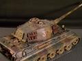 Звезда 1/35 PzKpfw VI ausf. B Тигр II