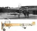 Eastern Express 1/72 Bleriot XI, обр. 1909
