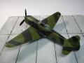 АRK models /ICM/конверсия 1/48 Як-7 М-82А