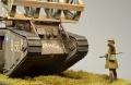 Meng Models 1/35 Mk.V - На помощь австралийцам