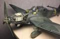 Hasegawa+Verlinden 1/32 Ju-87D с двигателем